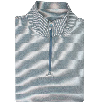 Flow Stripe Performance 1/4 Zip Pullover