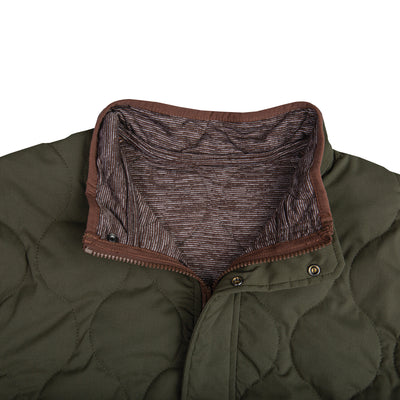 Candler Quilted Coat with Primaloft Insulation