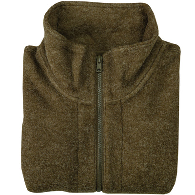 Reserve Brushed Fleece Pullover