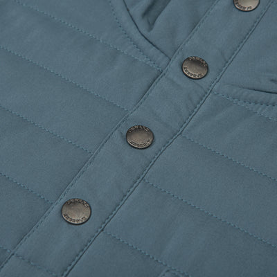Crosby Quilted Pullover