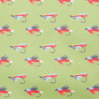 Flies Neck Tie - OnwardReserve