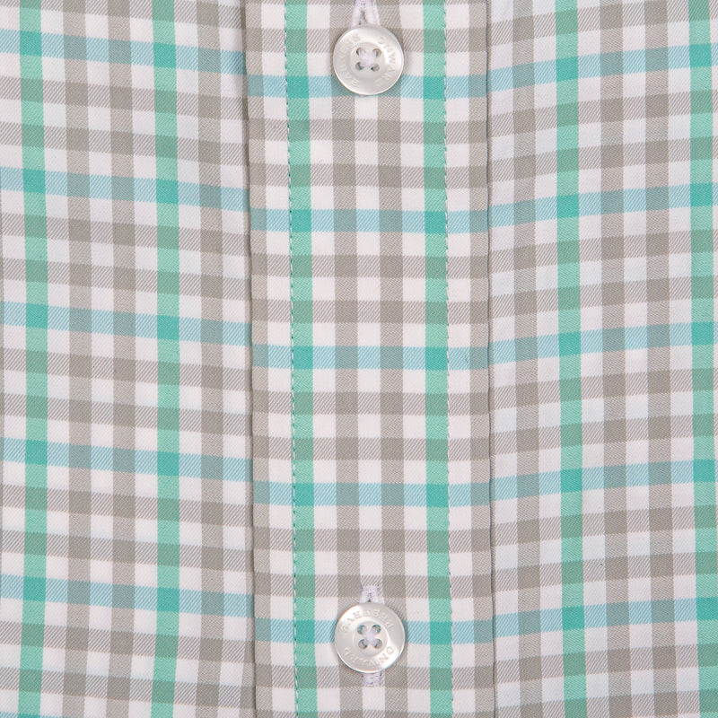 Hamilton Tailored Fit Performance Button Down