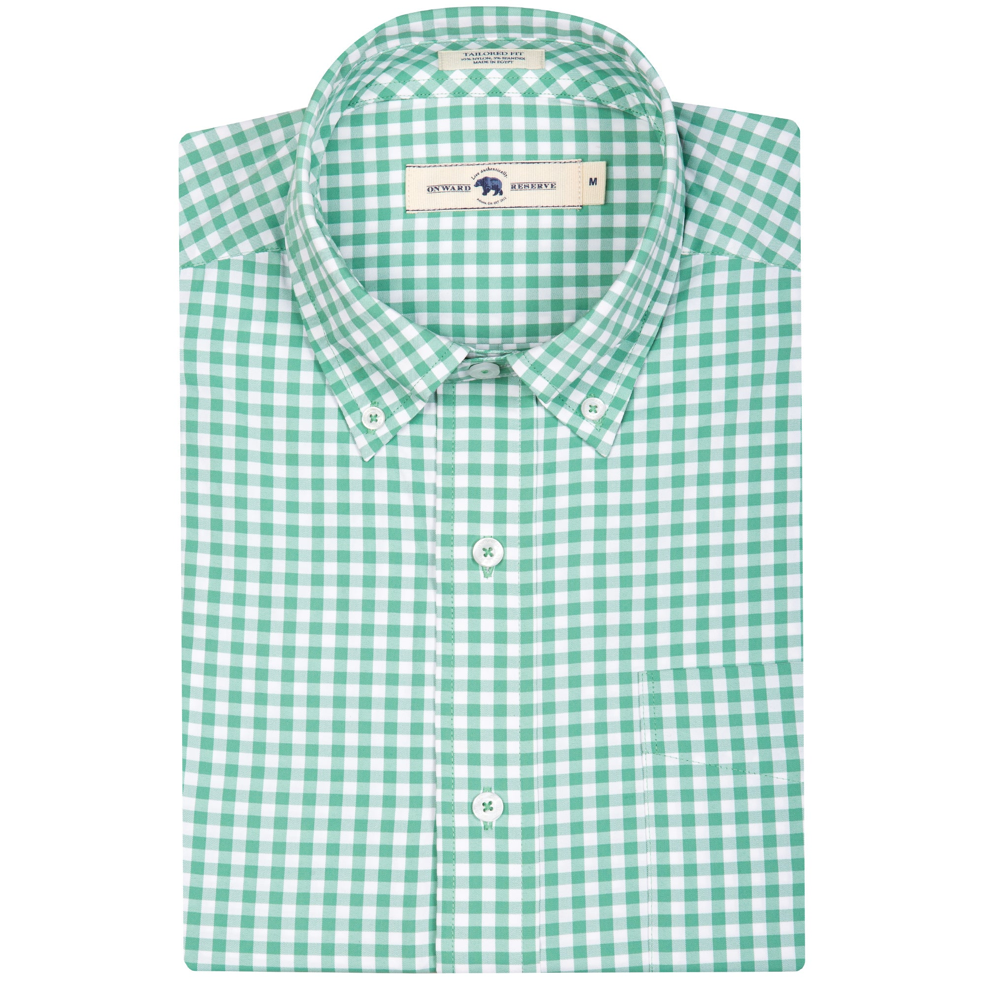 Couper Tailored Fit Performance Button Down