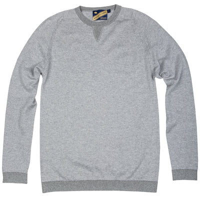 Reserve Birdseye Crew Neck Sweater