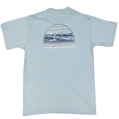 Fly on Flats Short Sleeve Tee