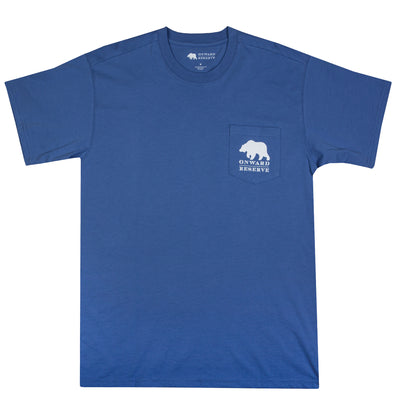 Throwback Bear Short Sleeve Tee