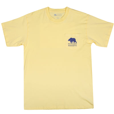 Gone Fishing Short Sleeve Tee