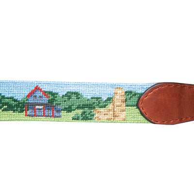 Sewanee Needlepoint Belt