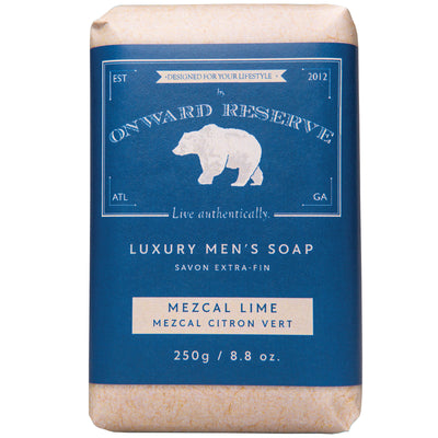 Mezcal Lime Bar Soap - OnwardReserve