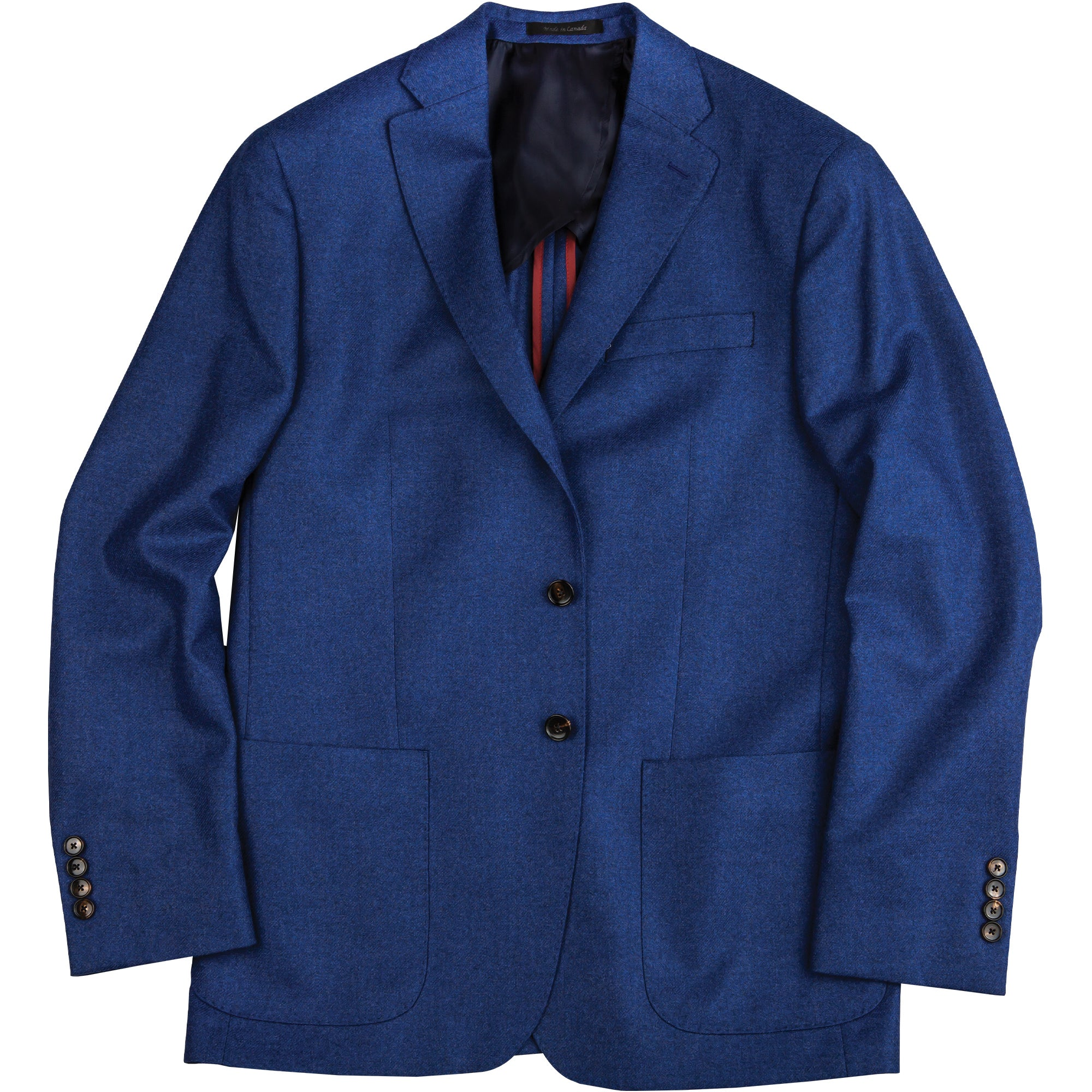 Loro Piana Blue Sport Coat - OnwardReserve
