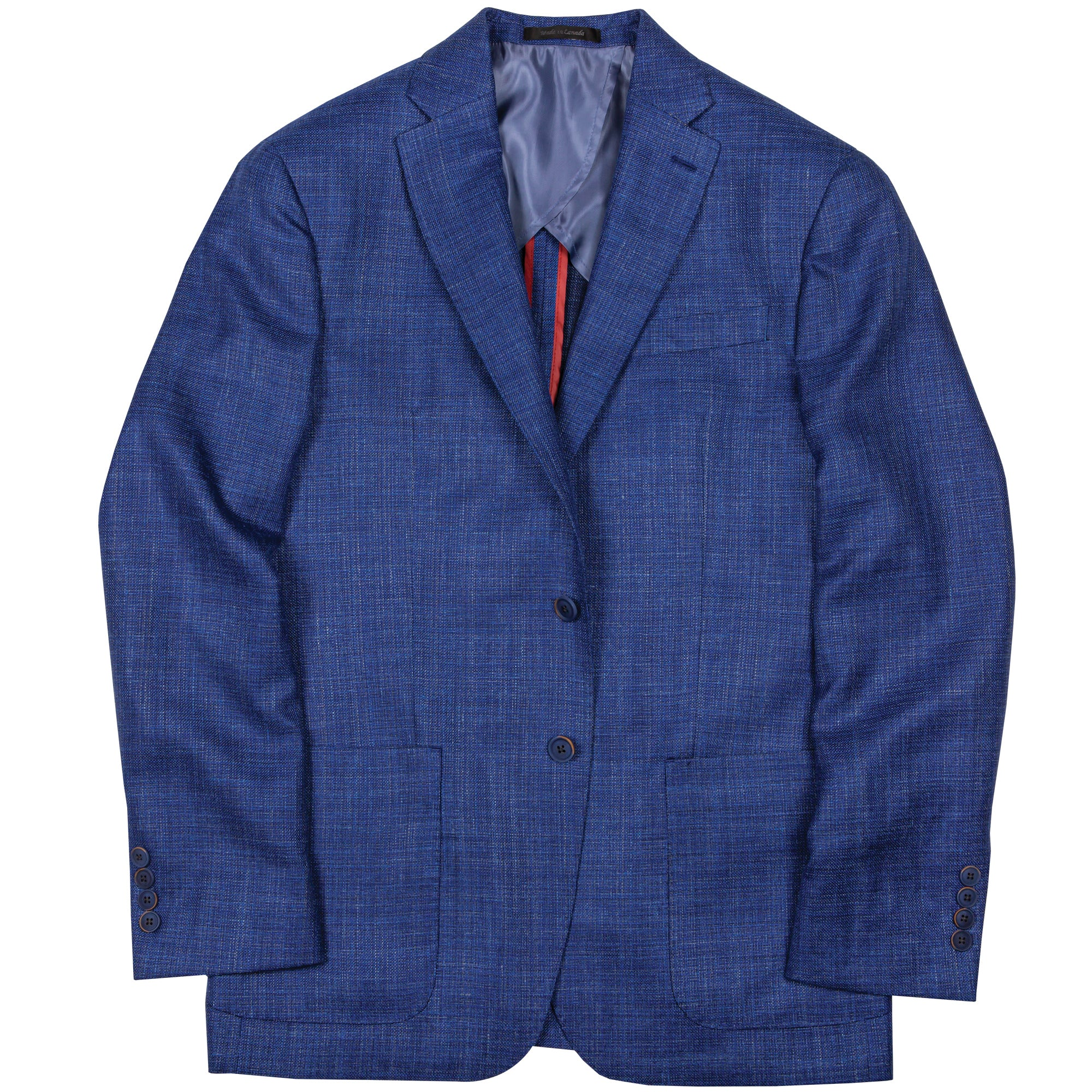 Loro Piana Summertime Blue Sport Coat - OnwardReserve