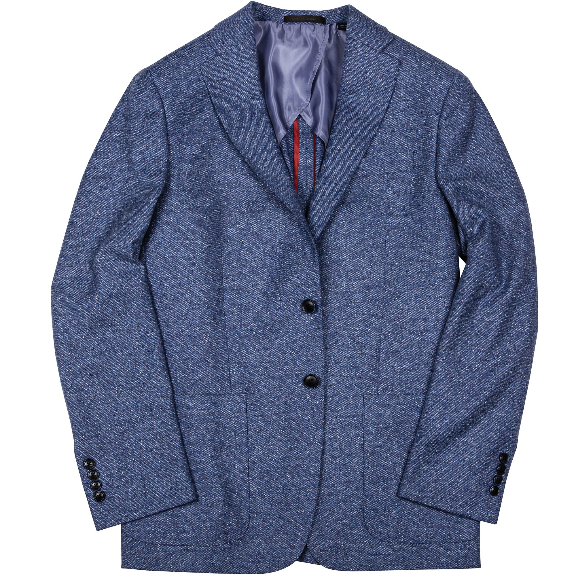 Zignone Blue Donegal Sport Coat
