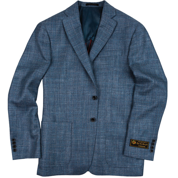 Loro Piana Summertime Blue Sport Coat
