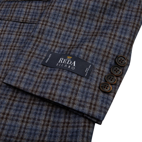 Charcoal Plaid Soft Coat - OnwardReserve