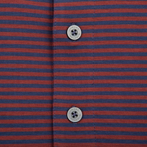 Club Stripe Performance Polo - OnwardReserve