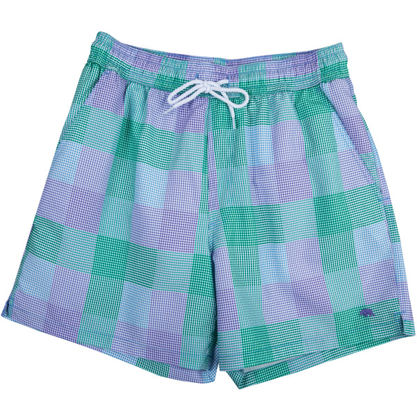 Atlantic Swimwear Plaid - OnwardReserve