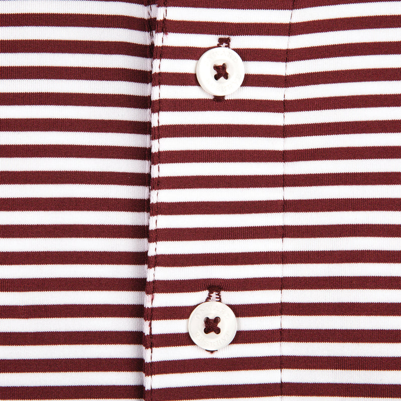 Pro Stripe Texas A&M Polo - OnwardReserve