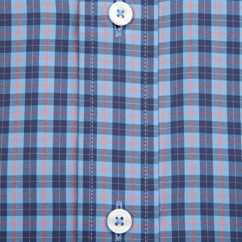 Penrose Tailored Fit Performance Button Down - OnwardReserve