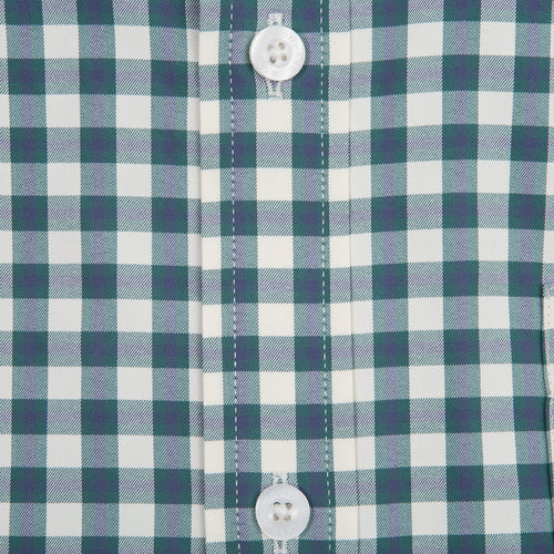 Nelson Performance Tailored Fit Button Down