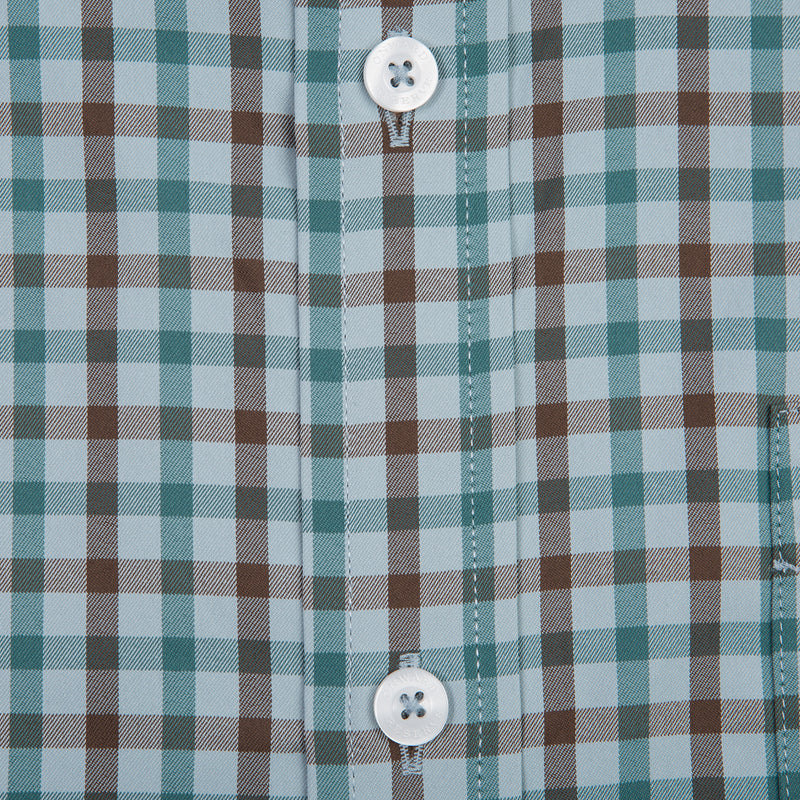 Hermitage Performance Tailored Fit Button Down - OnwardReserve