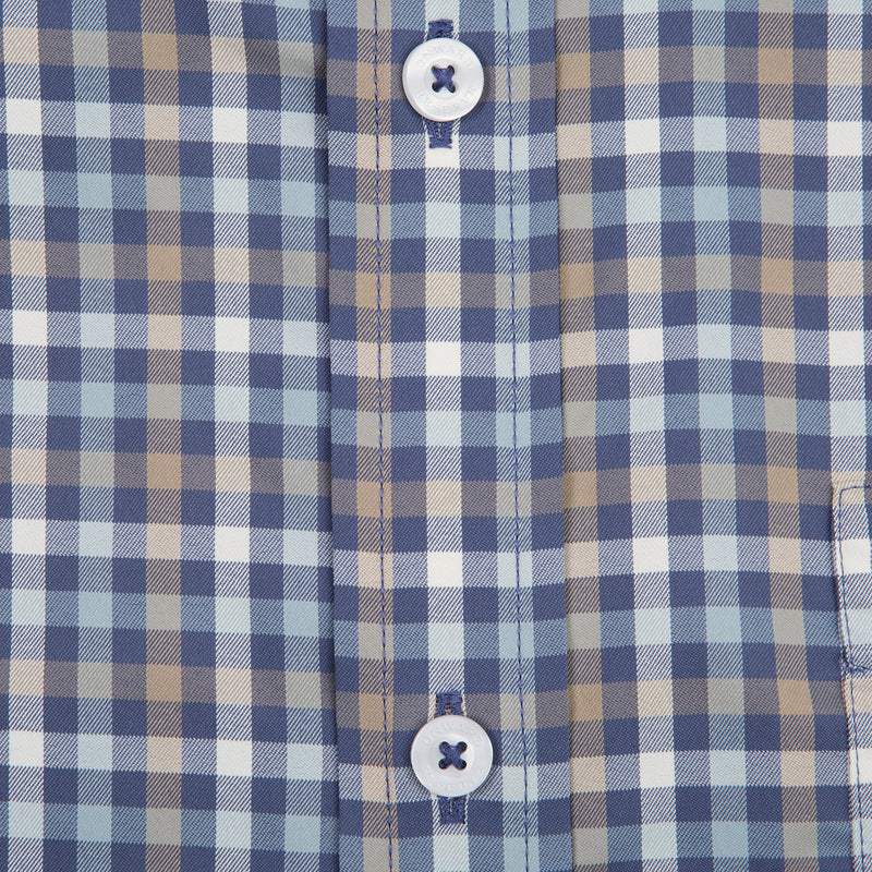 Pinewood Performance Tailored Fit Button Down - Onward Reserve