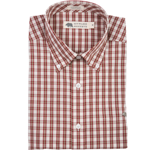 Wedgewood Tailored Fit Button Down - Onward Reserve