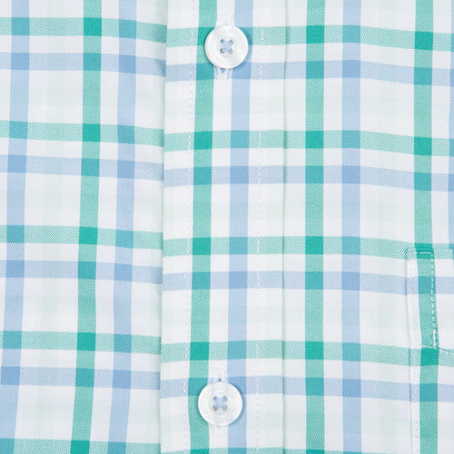Pine Performance Tailored Fit Button Down - Onward Reserve