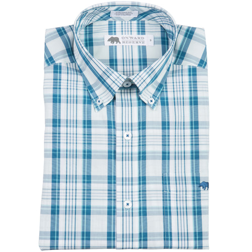 Delany Tailored Fit Button Down