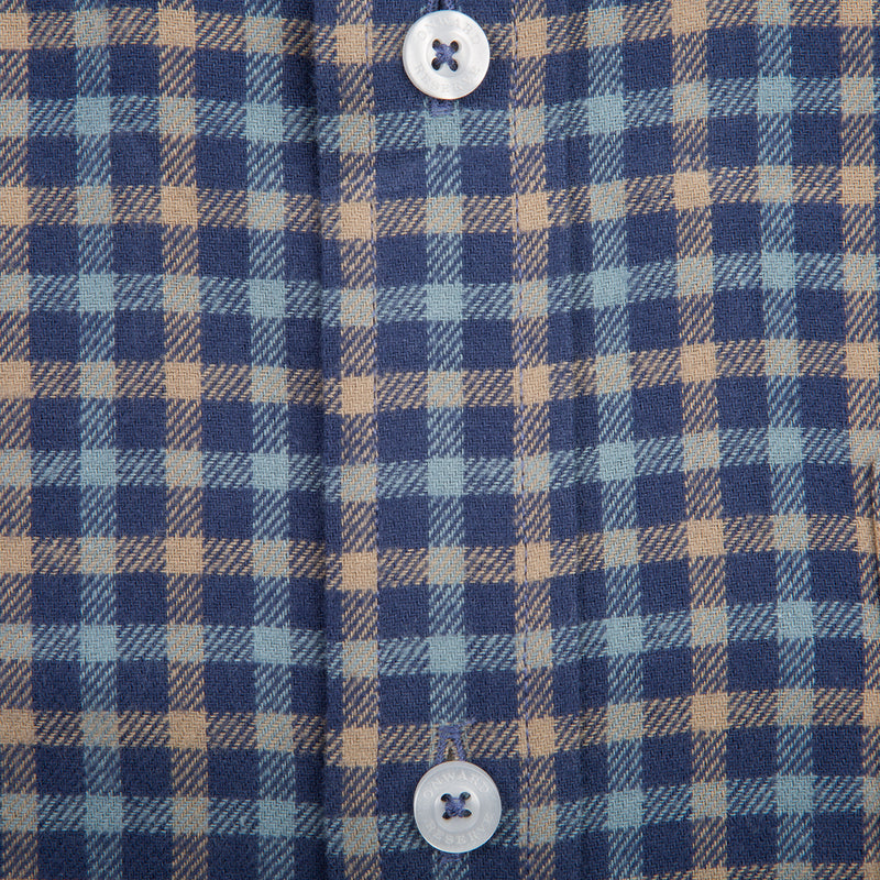 Shelby Tailored Fit Flannel - OnwardReserve