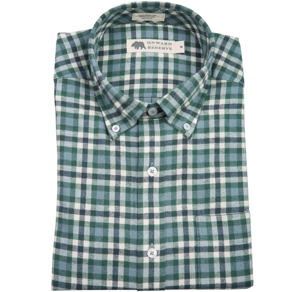 Greenwood Tailored Fit Flannel