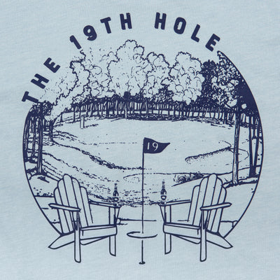 19th Hole Short Sleeve Tee