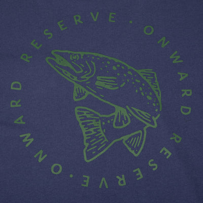 Trout Short Sleeve Tee