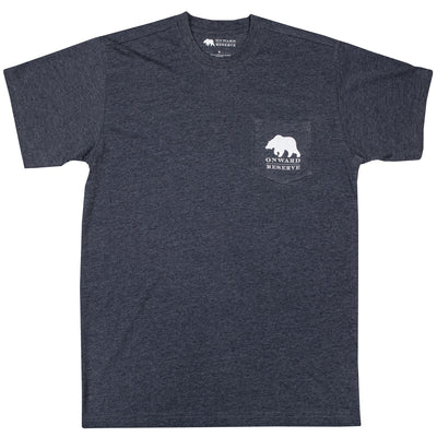 Golf Bear Short Sleeve Tee