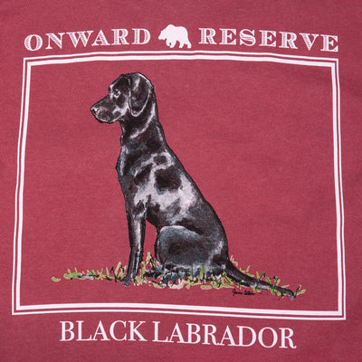 Black Lab Long Sleeve Tee - OnwardReserve