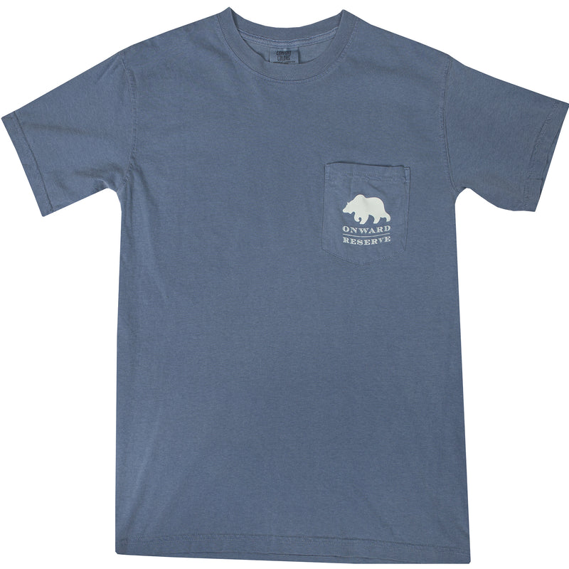 USA Bear Short Sleeve Tee