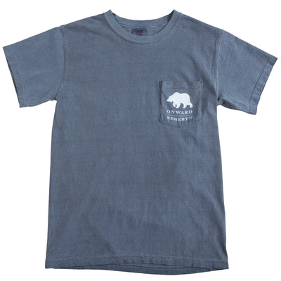 Rustic Bear Short Sleeve Tee - OnwardReserve
