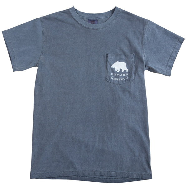 Rustic Bear Short Sleeve Tee - Onward Reserve