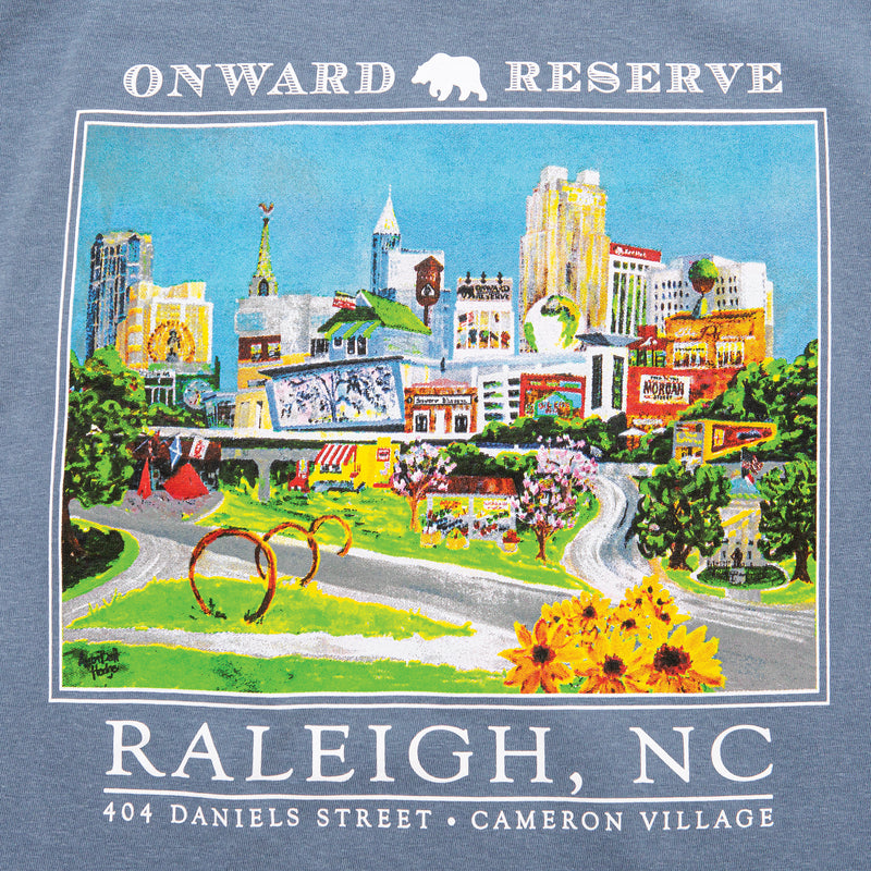 Raleigh Short Sleeve Tee