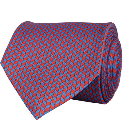 Herringbone Neck Tie - OnwardReserve