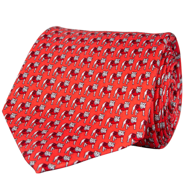 UGA Neck Tie - Onward Reserve