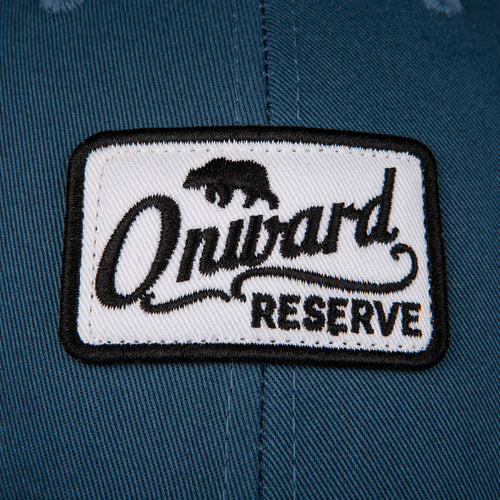 Onward Reserve Patch Trucker Hat