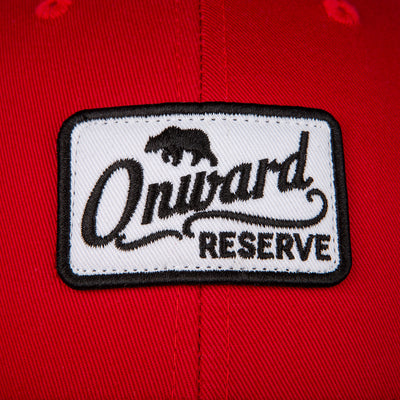 Onward Reserve Patch Trucker Hat - OnwardReserve