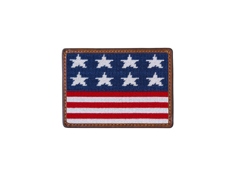 Old Glory Credit Card Wallet - Onward Reserve
