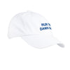 Dark Blue Run The Damn Ball Cotton Hat - OnwardReserve