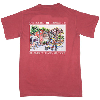 Southern Soul BBQ x Onward Reserve Tee - OnwardReserve