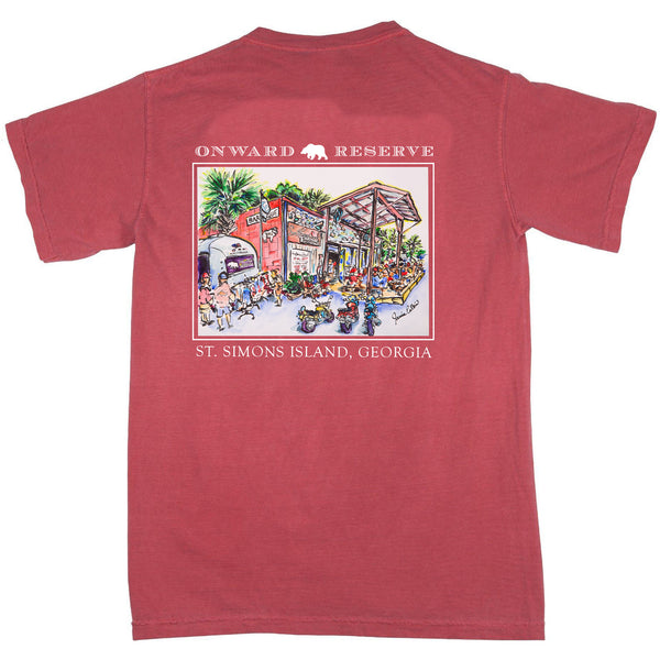 Southern Soul BBQ x Onward Reserve Tee