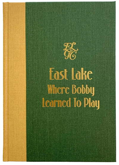 Signed Copy of East Lake: Where Bobby Learned to Play - OnwardReserve