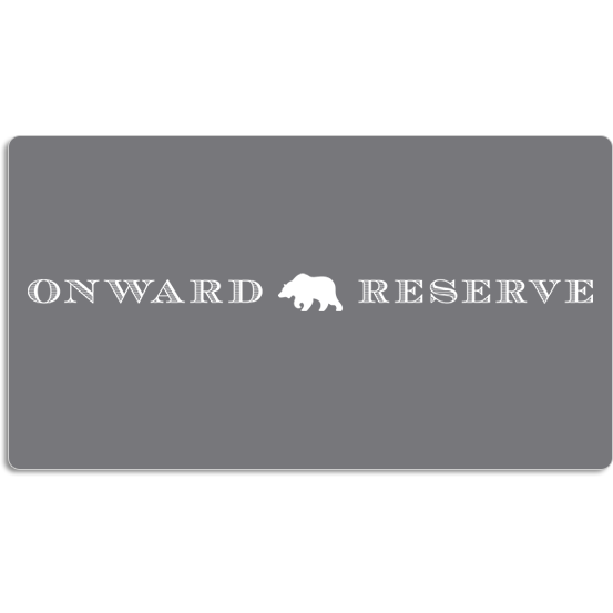 $30 Virtual Gift Card - OnwardReserve