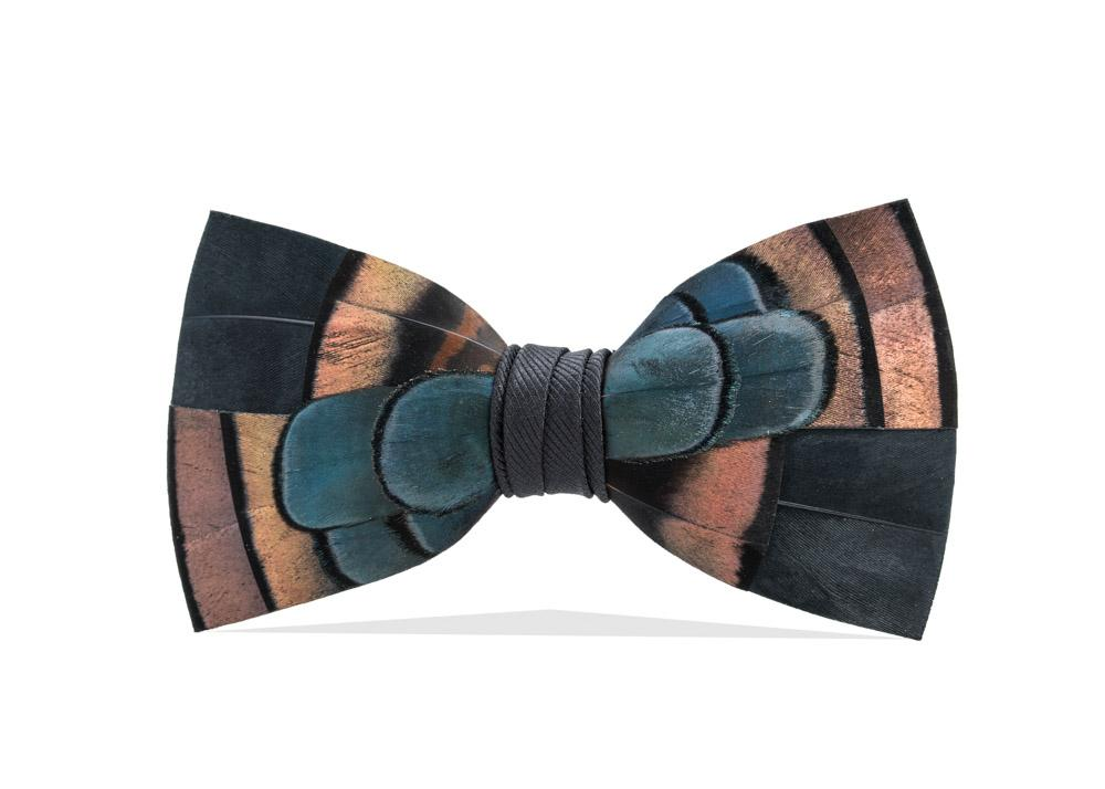 Shadow Fox Bow Tie