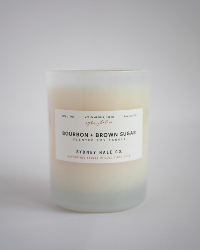 Bourbon + Brown Sugar Candle - OnwardReserve
